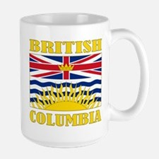 British Columbia Large Mug