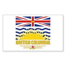 British Columbia Pride Bumper Stickers