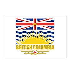 British Columbia Pride Postcards (Package of 8)