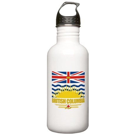 British Columbia Pride Stainless Water Bottle 1.0L