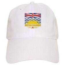 British Columbia Pride Baseball Baseball Cap