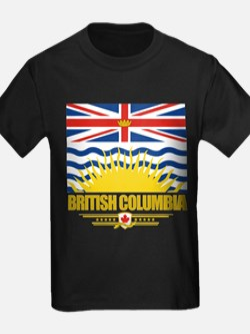 British Columbia Pride T