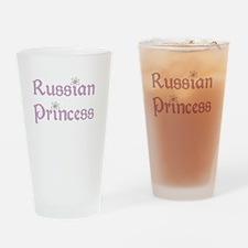 Russian Princess Pint Glass