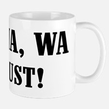 Tacoma or Bust! Mug