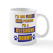 Keeshound Mommy Mug