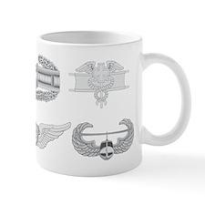 CAB EFMB Flight Surgeon Air Assault Mug