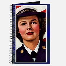 Vintage Coast Guard Journal