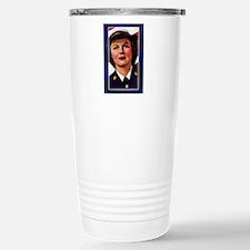 Vintage Coast Guard Travel Mug
