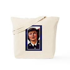 Vintage Coast Guard Tote Bag