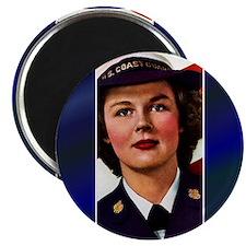 Vintage Coast Guard Magnet