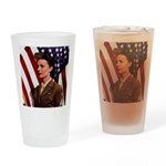 Vintage Army Pint Glass
