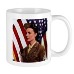 Vintage Army Mug