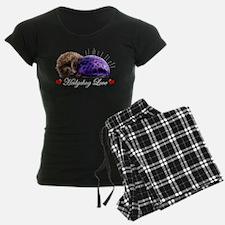 Hedgehog Love Pajamas
