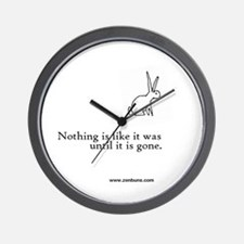bun 9 Nothing is Wall Clock