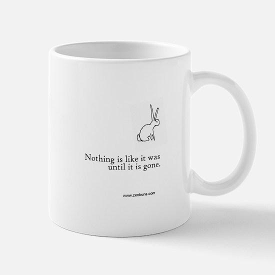 bun 9 Nothing is Mug