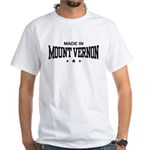Made In Mount Vernon White T-Shirt