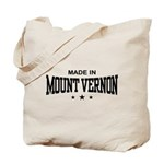 Made In Mount Vernon Tote Bag