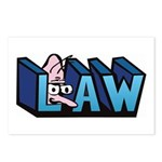 Law Postcards (Package of 8)
