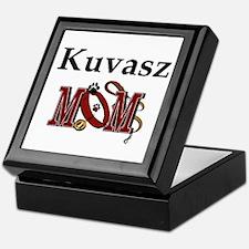 Kuvasz Mom Keepsake Box
