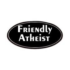 Friendly Atheist Patches