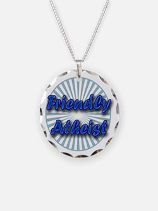 Friendly Atheist Necklace