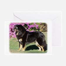 Tibetan Mastiff AA019D-101 Greeting Card