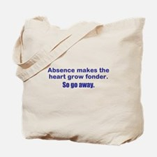 Absence Tote Bag