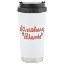 Strawberry Blonde Travel Mug