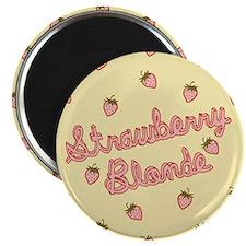 Strawberry Blonde Magnet