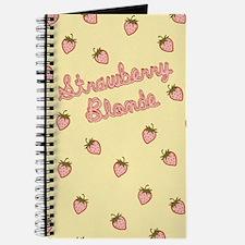Strawberry Blonde Journal