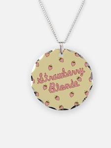 Strawberry Blonde Necklace