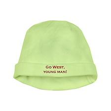 Funny West coast swing baby hat