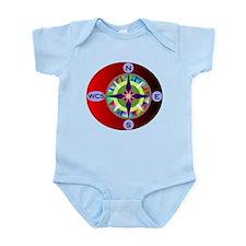 Cute Swing dance Infant Bodysuit