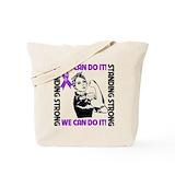 Pancreatitis Canvas Bags