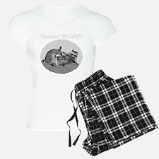 Protect Wildlife Pajamas