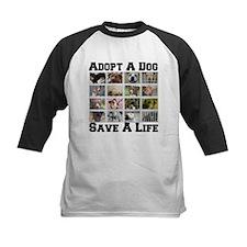 Adopt A Dog Save A Life Tee