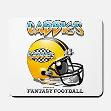Fantasy Football - Cabbies Mousepad