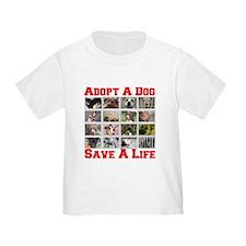 Adopt A Dog Save A Life T