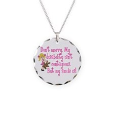 Contagious Smile (girl) Necklace