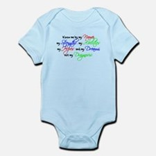 Know Me Infant Bodysuit