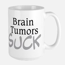 Brain Tumors Suck Mug