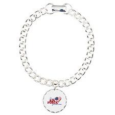 Proud Air Force Grandma - Bracelet