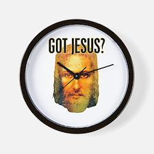 Got Jesus? Wall Clock