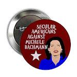 Secular Americans Against Bachmann pin