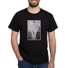 American Urinal Black T-Shirt