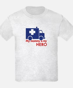 My Mommy Is My Hero T-Shirt