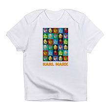 Pop Art Karl Marx Infant T-Shirt