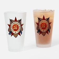 CCCP Pint Glass