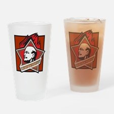 Soviet Pint Glass