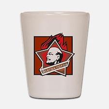 Soviet Shot Glass